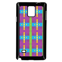 Stripes And Dots                     Samsung Galaxy Note 4 Case (color) by LalyLauraFLM