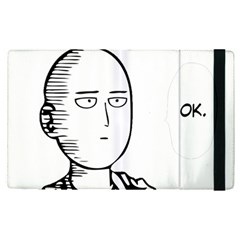 Saitama Apple Ipad Pro 12 9   Flip Case by quirogaart