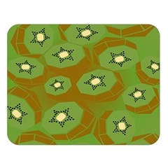 Relativity Pattern Moon Star Polka Dots Green Space Double Sided Flano Blanket (large)  by Mariart
