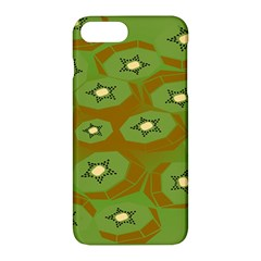 Relativity Pattern Moon Star Polka Dots Green Space Apple Iphone 7 Plus Hardshell Case by Mariart