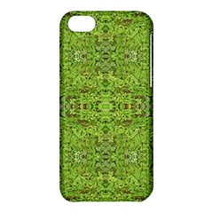 Digital Nature Collage Pattern Apple Iphone 5c Hardshell Case by dflcprints