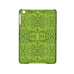 Digital Nature Collage Pattern Ipad Mini 2 Hardshell Cases by dflcprints