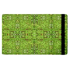 Digital Nature Collage Pattern Apple Ipad Pro 9 7   Flip Case by dflcprints