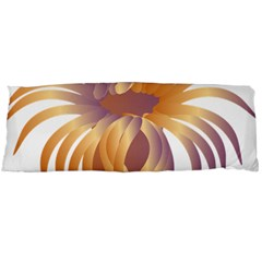 Sea Anemone Body Pillow Case Dakimakura (two Sides) by Mariart