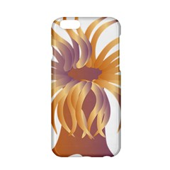 Sea Anemone Apple Iphone 6/6s Hardshell Case by Mariart