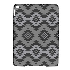 Triangle Wave Chevron Grey Sign Star Ipad Air 2 Hardshell Cases by Mariart
