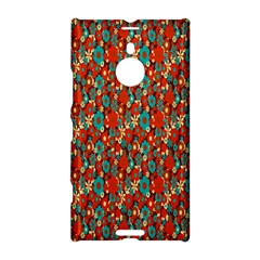 Surface Patterns Bright Flower Floral Sunflower Nokia Lumia 1520 by Mariart