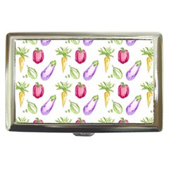 Vegetable Pattern Carrot Cigarette Money Cases by Mariart