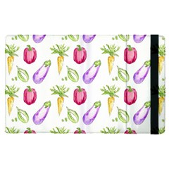 Vegetable Pattern Carrot Apple Ipad Pro 12 9   Flip Case by Mariart