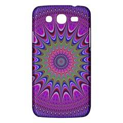 Art Mandala Design Ornament Flower Samsung Galaxy Mega 5 8 I9152 Hardshell Case
