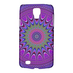 Art Mandala Design Ornament Flower Galaxy S4 Active by BangZart
