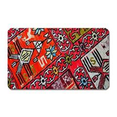 Carpet Orient Pattern Magnet (rectangular)