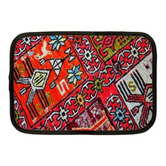 Carpet Orient Pattern Netbook Case (medium)