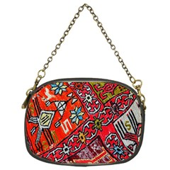 Carpet Orient Pattern Chain Purses (two Sides)  by BangZart