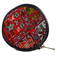 Carpet Orient Pattern Mini Makeup Bags