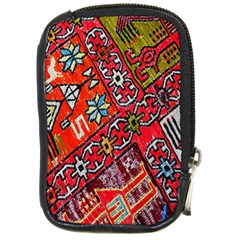 Carpet Orient Pattern Compact Camera Cases