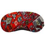 Carpet Orient Pattern Sleeping Masks