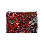 Carpet Orient Pattern Cosmetic Bag (Medium)