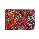 Carpet Orient Pattern Cosmetic Bag (Large)