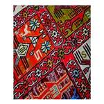 Carpet Orient Pattern Shower Curtain 60  x 72  (Medium)