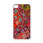 Carpet Orient Pattern Apple iPhone 4 Case (White)