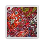 Carpet Orient Pattern Memory Card Reader (Square)