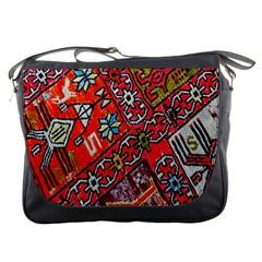 Carpet Orient Pattern Messenger Bags