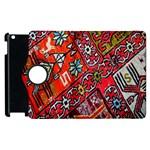 Carpet Orient Pattern Apple iPad 3/4 Flip 360 Case