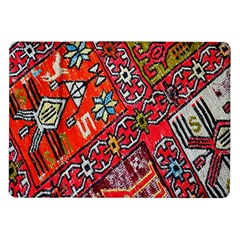 Carpet Orient Pattern Samsung Galaxy Tab 10 1  P7500 Flip Case