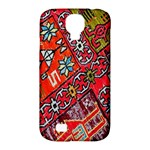 Carpet Orient Pattern Samsung Galaxy S4 Classic Hardshell Case (PC+Silicone)