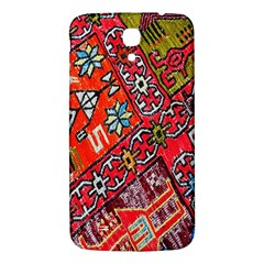 Carpet Orient Pattern Samsung Galaxy Mega I9200 Hardshell Back Case by BangZart