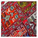 Carpet Orient Pattern Large Satin Scarf (Square)