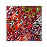 Carpet Orient Pattern Small Satin Scarf (Square)