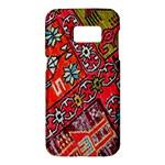 Carpet Orient Pattern Samsung Galaxy S7 Hardshell Case