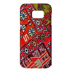 Carpet Orient Pattern Samsung Galaxy S7 Edge Hardshell Case
