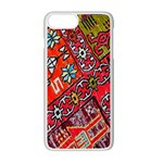 Carpet Orient Pattern Apple iPhone 7 Plus White Seamless Case