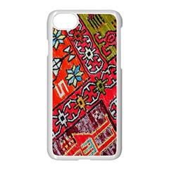 Carpet Orient Pattern Apple iPhone 7 Seamless Case (White)