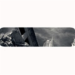 Chicago Skyline Tall Buildings Large Bar Mats