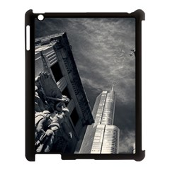 Chicago Skyline Tall Buildings Apple Ipad 3/4 Case (black)