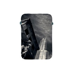 Chicago Skyline Tall Buildings Apple Ipad Mini Protective Soft Cases by BangZart
