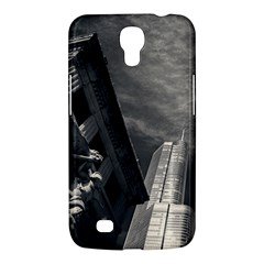 Chicago Skyline Tall Buildings Samsung Galaxy Mega 6 3  I9200 Hardshell Case by BangZart