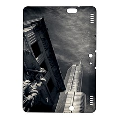 Chicago Skyline Tall Buildings Kindle Fire Hdx 8 9  Hardshell Case by BangZart