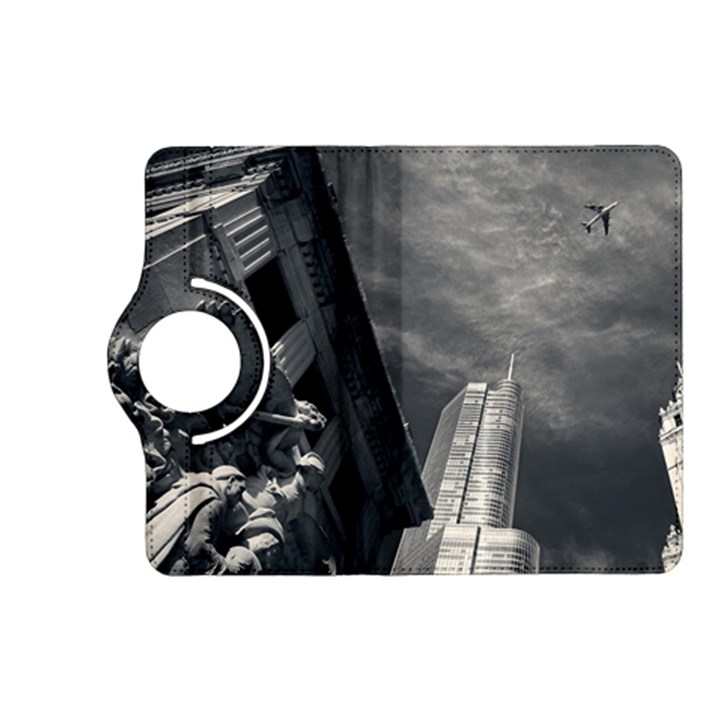 Chicago Skyline Tall Buildings Kindle Fire HD (2013) Flip 360 Case