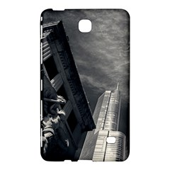 Chicago Skyline Tall Buildings Samsung Galaxy Tab 4 (7 ) Hardshell Case  by BangZart