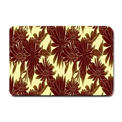 Floral Pattern Background Small Doormat  by BangZart