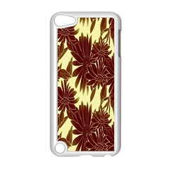 Floral Pattern Background Apple Ipod Touch 5 Case (white) by BangZart