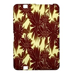 Floral Pattern Background Kindle Fire Hd 8 9  by BangZart