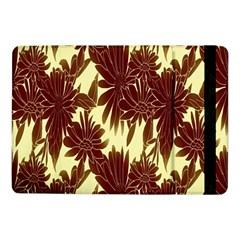 Floral Pattern Background Samsung Galaxy Tab Pro 10 1  Flip Case by BangZart