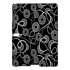 Floral Pattern Background Samsung Galaxy Tab S (10 5 ) Hardshell Case  by BangZart