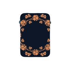 Floral Vintage Royal Frame Pattern Apple Ipad Mini Protective Soft Cases by BangZart